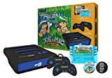 Super Retro Trio Plus HD Royal Blue PAL Joe and Mac Collection Limited Bundle (Electronic Games)