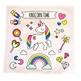 MY PINATA Unicorno cuscino rosa [40X 40], Federa Cuscino per bambini, cuscino custodia ragazza