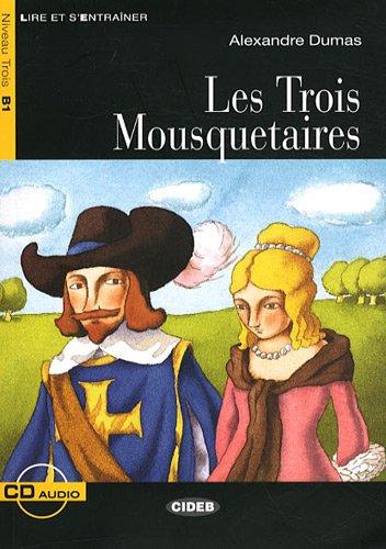 LE.TROIS MOUSQUETAIRES+CD