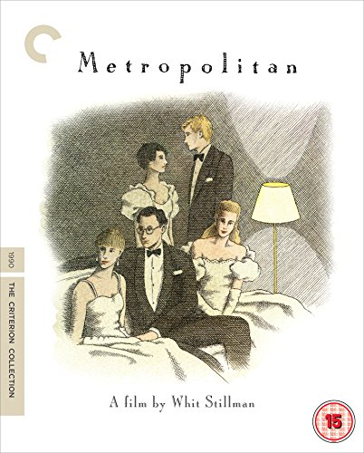 Metropolitan [The Criterion Collection] [Blu-ray] [2018]