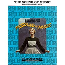 The Sound Of Music Beginners Piano Book Pvg