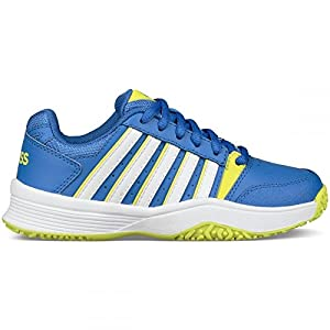 K-Swiss Performance Unisex-Kinder Ks Tfw Court Smash Omni Tennisschuhe