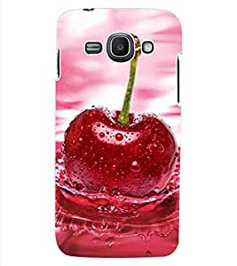 ColourCraft Beautiful Fruit Design Back Case Cover for SAMSUNG GALAXY ACE 3 3G S7270
