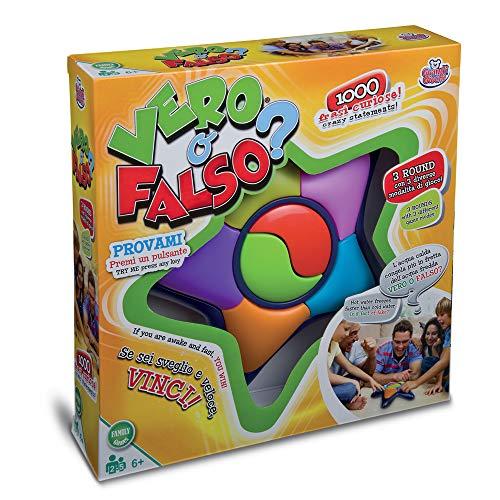 Grandi Giochi Vero o Falso GG00173