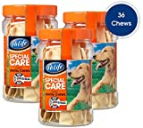 Best Dog Chew Treats - HiLife Special Care Daily Dental Dog Chews Original Review