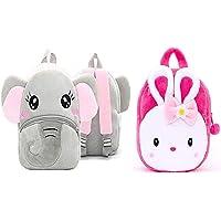 FASNO Combo bagpacks, Kids Bag , Plush Bags , School Bags for Kid Girl/boy .