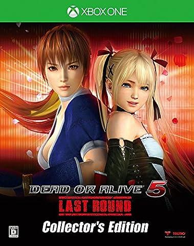 DEAD OR ALIVE 5 Last Round コレクターズエディション 初回封入特典(ダウンロードシリアル)付