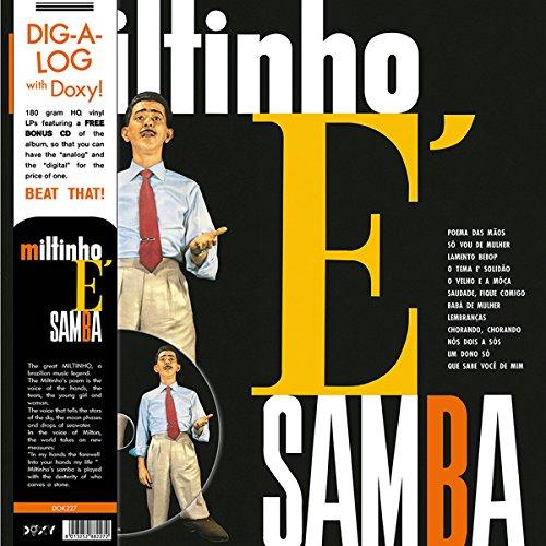 Miltinho – Miltinho É Samba