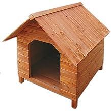 canile Wood estructura de madera.