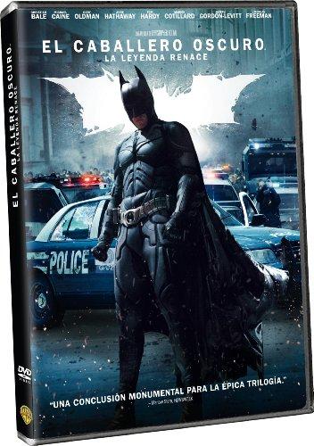 El Caballero Oscuro La Leyenda Renace [DVD]