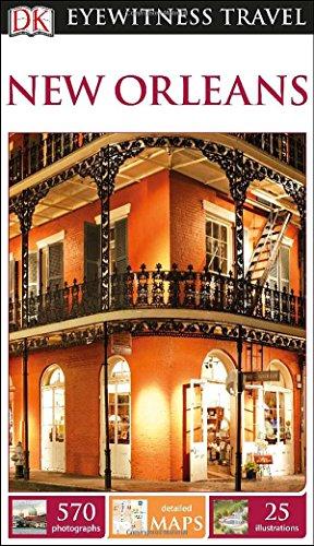 DK Eyewitness Travel New Orleans