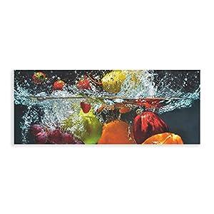 Glasbilder Küche 125×50 günstig online kaufen | Dein Möbelhaus