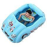 Best sin marca Kids eléctrica - YMXLJFBañera inflable Car model Children's pool Bañera de Review