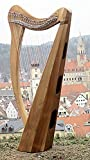Harfe mit 27 Saiten incl Tasche