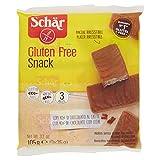 Snack Wafers con Nocciole Ricoperti di Cioccolato senza Glutine 105 G