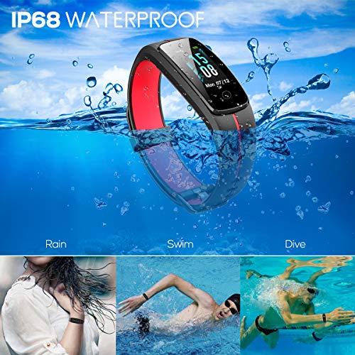 Zoom IMG-1 chereeki fitness tracker cardiofrequenzimetro smartwatch
