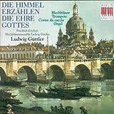 Die Himmel erzählen die Ehre Gottes (Musik für Blechbläser, Trompete, Corno da caccia und Orgel)
