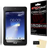 [Pack of 2] TECHGEAR® Asus MeMo Pad HD7 / ME173X 7.0 Inch ANTI GLARE / MATTE LCD Screen Protectors With Cleaning Cloth & Application Card
