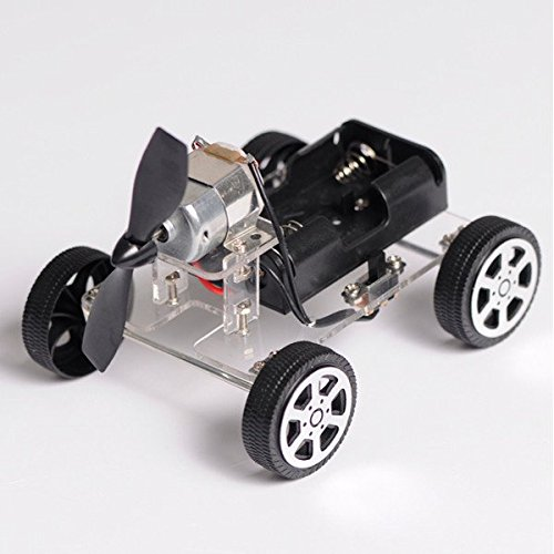 Yongse Mini Wind Auto DIY Puzzle Roboter Bausatz für Arduino