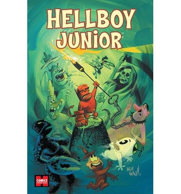 [Hellboy Junior] (By: Mike Mignola) [published: February, 2004]