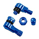 Winkelventil 8,3 mm blau für Aprilia Dorsoduro 1200/ 750/ 900, RS 50/ 125/ 250, RS4 50/ 125, RSV 1000 R/ Mille, RSV4/ Factory