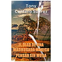 II. ÓLEO DE UNA MADRUGADA MÁGICA: Pensar sin Musa. (COLECCIÓN Los Susurros de Cantero Óleos Poéticos.  nº 2)