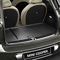 Original Mini Forma de sala de equipaje Matte Coopers Logo Mini R60