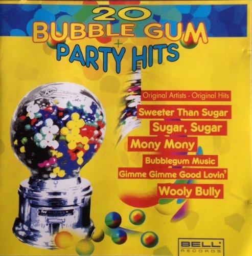 Ohio Express, Archies, Chris Andrews, Jeronimo.. (Bubble Music Gum)