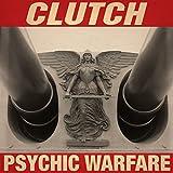 Clutch: Psychic Warfare [Vinyl LP] (Vinyl)