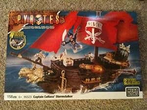 Mega Bloks Pyrates - Captain Cutlass' Stormstalker (95523)