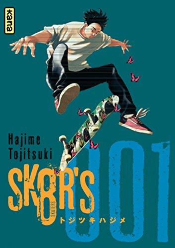 SK8R'S - Tome 1 par Hajime Tojitsuki