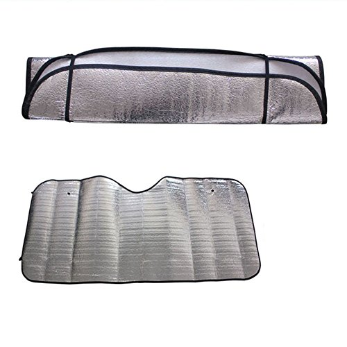 Hegnzi 1 stück lässig Faltbare Auto windschutzscheibe Visier Abdeckung vorne hinten Block Fenster Sonnenschutz