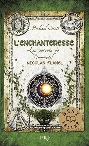 6. Les secrets de l'immortel Nicolas Flamel : L'enchanteresse (6)