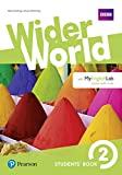 Wider World 2 Students' Book with MyEnglishLab Pack