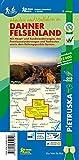 Dahner Felsenland: Wander-, Rad- und Freizeitkarte, Maßstab 1:25.000, 5. Auflage