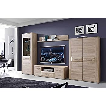 wohnzimmerschrank wohnwand schrankwand anbauwand fernsehwand wohnzimmerschrankwand. Black Bedroom Furniture Sets. Home Design Ideas