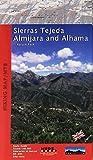 Map Sierras de Tejeda, Almijara y Alhama. Trekking Map. Escale 1:40.000. Editorial Penibética. English Edition.