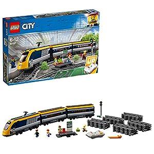 LEGO City - Treno Passeggeri, 60197 5702016109788 LEGO