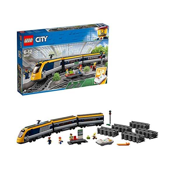 LEGO City - Treno Passeggeri, 60197 1 spesavip