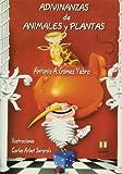 Adivinanzas de animales y plantas (LITERATURA INFANTIL Y JUVENIL)