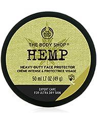 The Body Shop Hemp Face Cream-Hemp Heavy-Duty Face Protector 50ml For VERY DRY SKIN