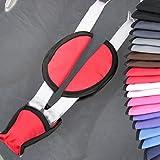 Bambini MONDO 3tlg. Set per cintura di sicurezza + Imbottitura per Maxi-Cosi Ovetto gruppo 0–Nuovo–10colori -