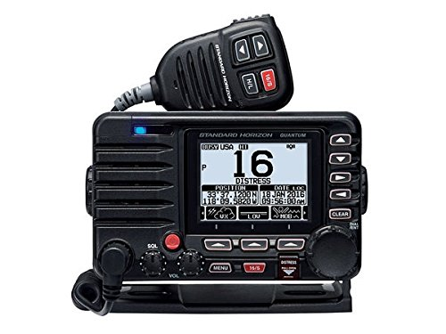 Standard Horizon 25W Commercial Grade Fixed Mount Vhf w/NMEA 2000 & Integrated AIS Receiver 25w Vhf Fixed Mount