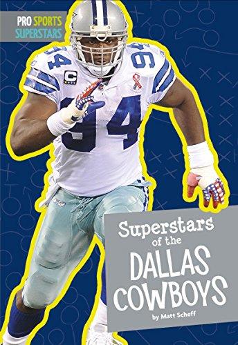 Superstars of the Dallas Cowboys (Pro Sports Superstars) (English Edition) por Matt Scheff