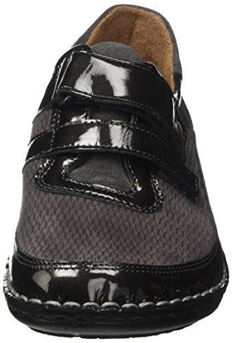 GRÜNLAND Sc3547, Sneaker a Collo Basso Donna Grigio (Carbone)