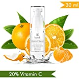 Kare-it Vitamin-C-Serum for Face, Topical-Facial-Serum with Hyaluronic-Acid & Vitamin-E for Acne Treatment-Anti Aging-Anti