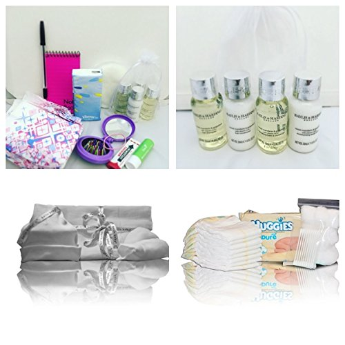 UNISEX Luxury hospital bag essentials (contents only) for Mum & Baby - 27 items! NEXT WORKING DAY* DELIVERY AVAILABLE (order by midday)