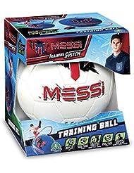 Messi Trining - Pelota de soft fútbol, color blanco (Giochi Preziosi MET07000)