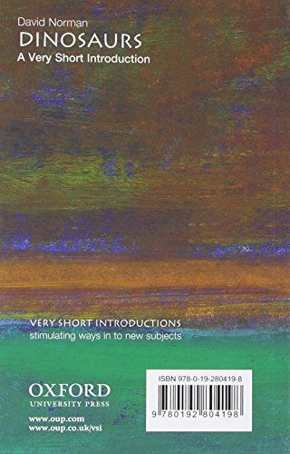 Dinosaurs: A Very Short Introduction (Very Short Introductions)