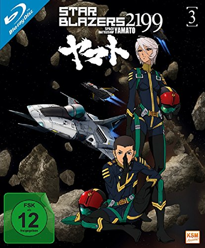 Star Blazers 2199 - Space Battleship Yamato - Volume 3: Episode 12-16 [Blu-ray]